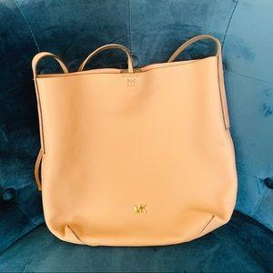 Michael Kors Crossbody bag in Dusty Pink